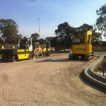 Asphalt Paving Project at Parade College