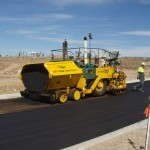 Road Surfacing at Diamond Creek Residential Estate