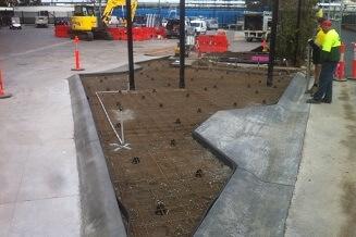 Major Construction Project, Hisense Arena, Melbourne Park