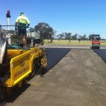 Road Construction at Hanson Landfill, Wollert Melbourne North